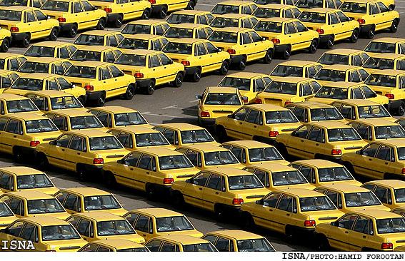 taxi rfid